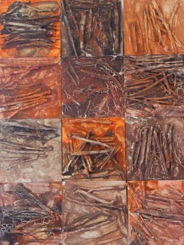 brown sticks